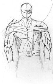 Mana rider armor