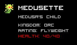 Medusette