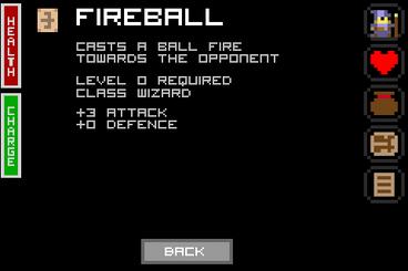 Item fireball