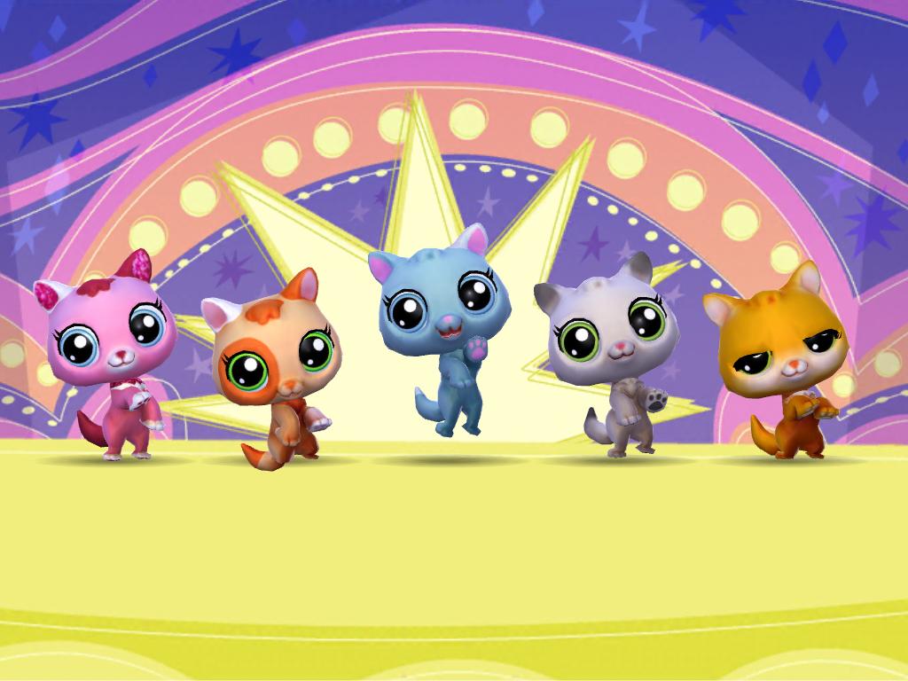Littlest Pet Shop App Game — Totoku
