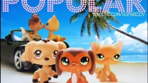 Littlest Pet Shop Popular (Episode 1 Who's That Girl?)-0