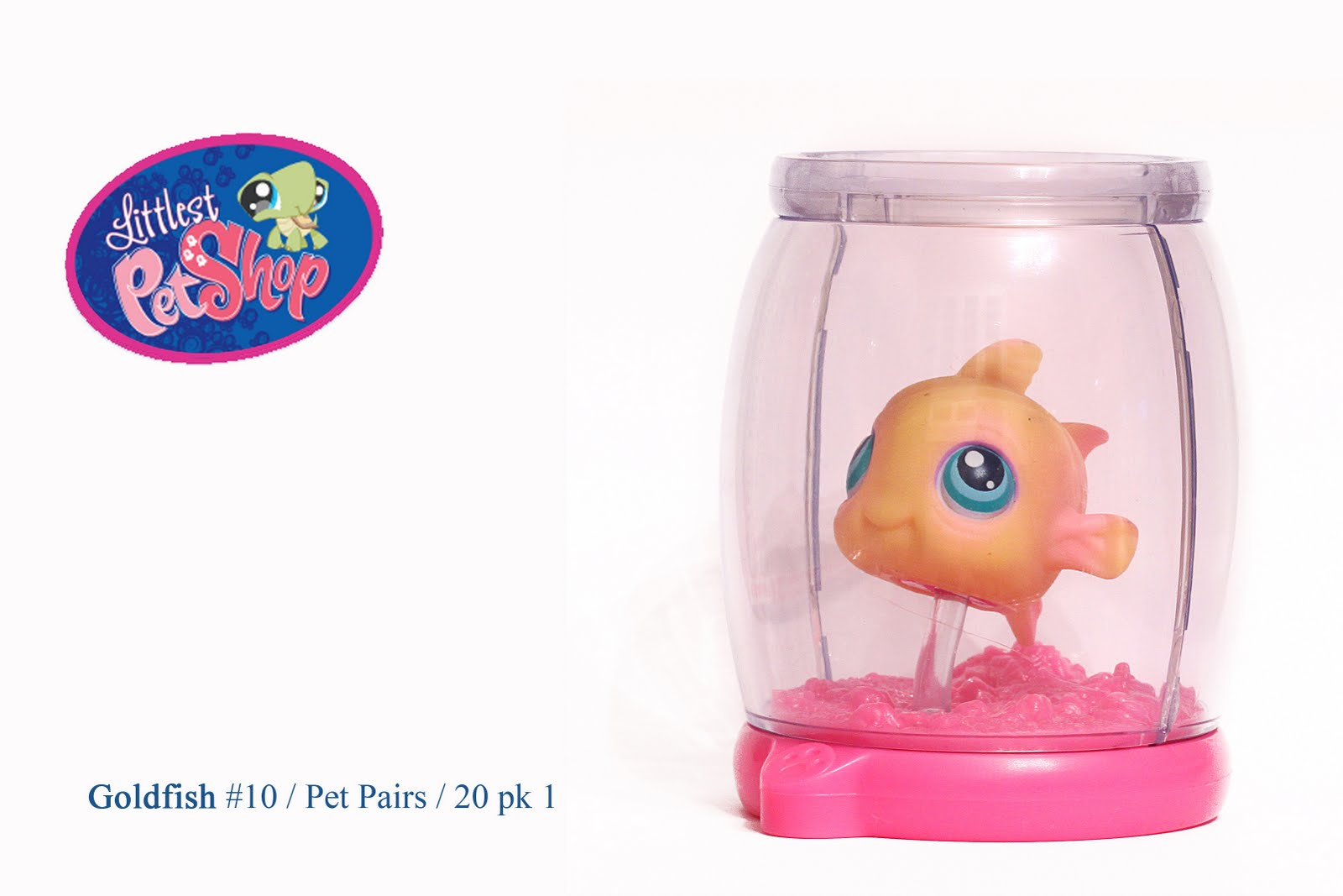 Goldfish 010 littlest pet shop wiki fandom powered by for Cat goes fishing wiki