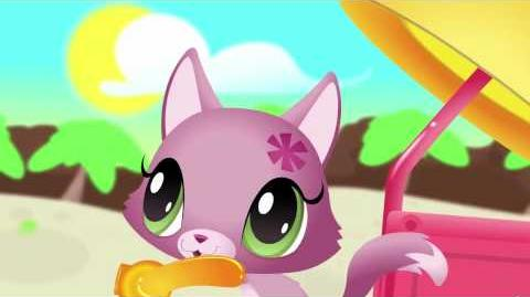 LITTLEST PET SHOP Pets on the Go