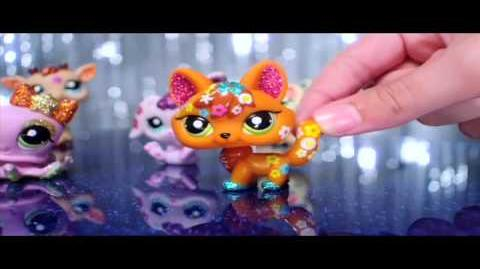 Sparkle Pets Commercial by Littlest Pet Shop