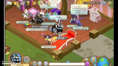 THE SCAMMER ON ANIMAL JAM