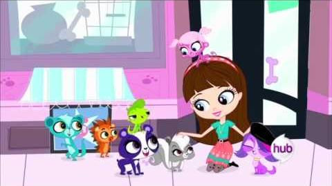 Littlest Pet Shop New TV Show on the HUB-0