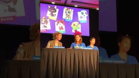 Littlest Pets Shop Unleashed HASCON 2017 Panel