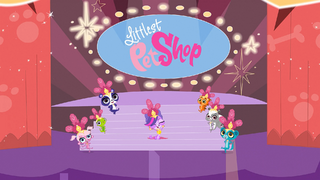 Come to the Littlest Pet Shop
