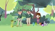 Blythes with animal control