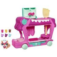 Sweet Delights Treat Truck playset