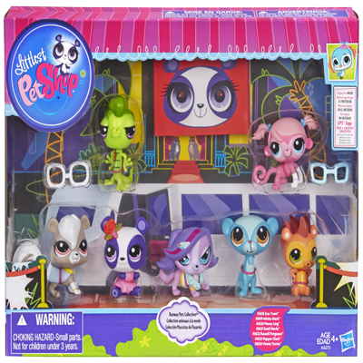 Игрушки littlest pet-shop