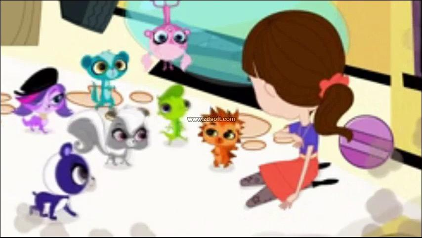Littlest Pet Shop - 1x01 (Arabic dub) -DAILYMOTION LINK-