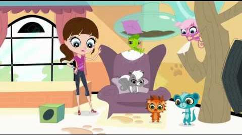 Littlest Pet Shop - Dance Like You Know You Can (rus)