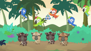 Tapirs and Macaws
