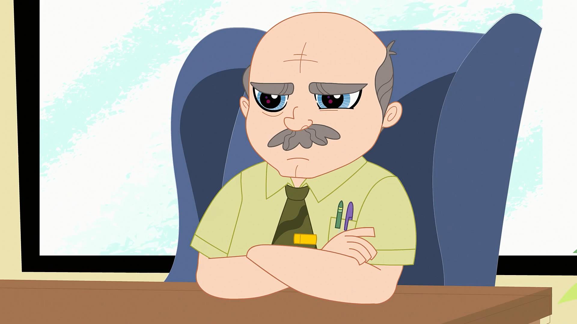 principal morris littlest pet shop 2012 tv series wiki fandom