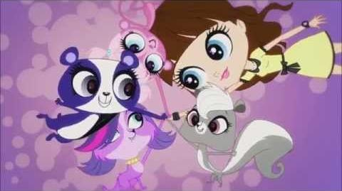 Littlest Pet Shop The ladies of Lps HD (Spanish)-2