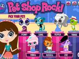 Pet Shop Rock!