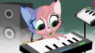Strum on keyboard