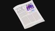 ZoeOnNewsPaper