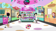 Pet and People Food booths
