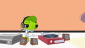 Vinnie as DJ