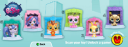 Happy Meal toys - May 15 to June 11, 2015