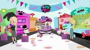 Pet and People Fashion booths