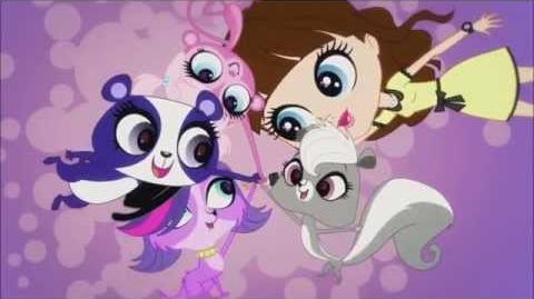Littlest Pet Shop The Ladies Of Lps HD (French)