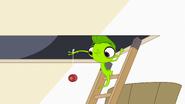 Vinnie with yo-yo