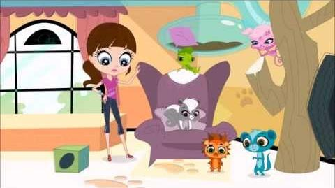 Littlest Pet Shop Dance Like You Know You Can HD (Danish)-0