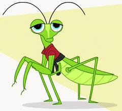 Master Hop the Mantis