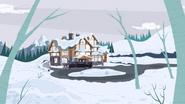 Biskit Twins Winter Chateau