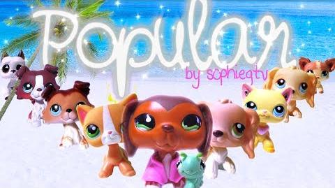 Littlest Pet Shop Popular New Mid-Season Opening Sequence