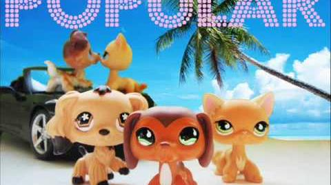 Littlest Pet Shop Popular (A High School Drama) Sneak Peek