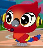 Parrot ID S1E8