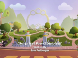 Surprise! Paw-Zombies!