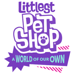 Littlest Pet Shop A World of Our Own logo