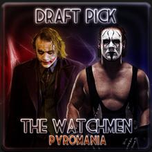 Watchmen 2010 draft pick