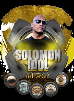 Lpw solomon idol hof roster