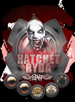 Lpw hatchet ryda roster