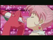 Lingerie Senshi Papillon Rose-40