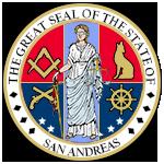 Seal of San Andreas