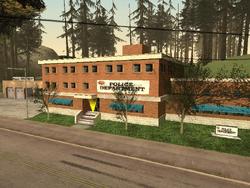 SASD HQ