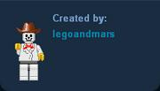 Legoandmars