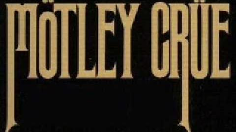 Mötley Crüe- Toast Of The Town