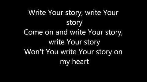 Francesca Battistelli - Write Your Story lyrics