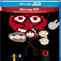 Fanowska okładka wersji Blu-ray 3D
