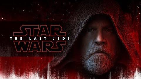 """Star Wars The Last Jedi """"Back"""" ( 15)"""