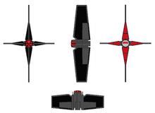 Model TIE Skyrider