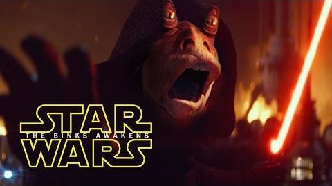 Star Wars The Binks Awakens - Trailer 2